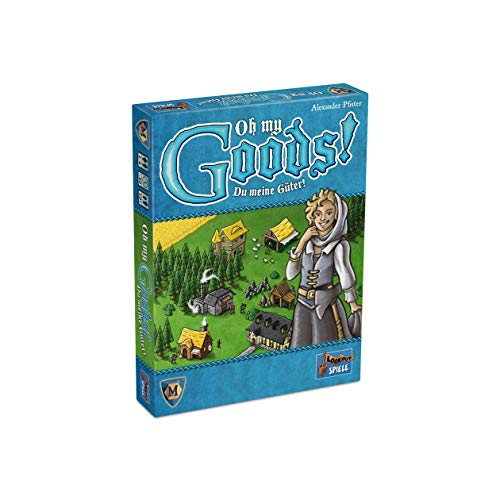 Oh My Goods! - PaperGames