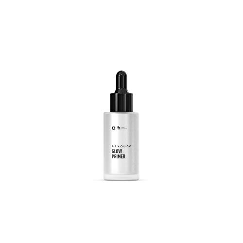 Beyoung Booster Glow Primer Silver 30Ml, Beyoung