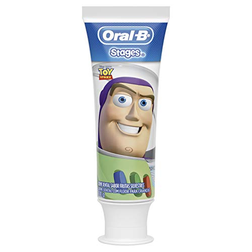 Creme Dental Oral-B Stages Toy-Story - 100g