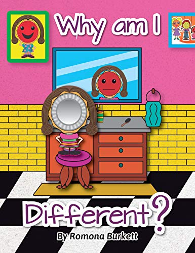 Why Am I Different? (Sally Pie Face Book 2) (English Edition)