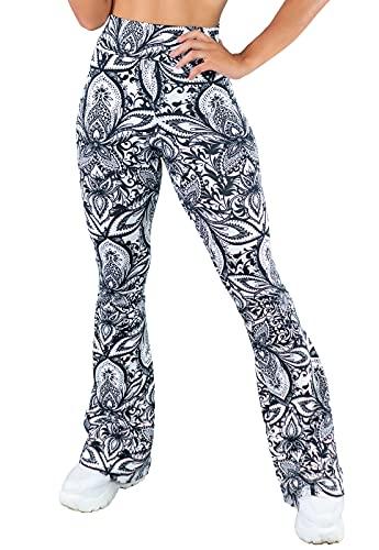 Calça Feminina MVB Modas Flare Pantalona Suplex